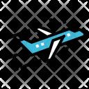Plane Flight Aircraft Icon