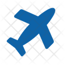 Airplane Delivery Flight Icon