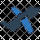 Plane Flight Luanch Icon
