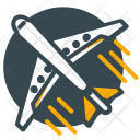 Flight Plane Airplane Icon