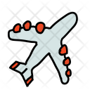 Plane Aeroplane Flight Icon