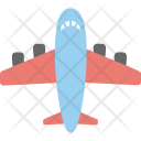 Plane Aeroplane Airplane Icon