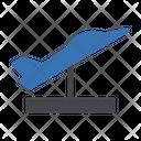 Plane Airjet Museum Icon