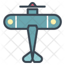 Plane Aircraft Fighter Icon