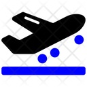 Plane Departure Icon