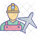 Plane Engineer Icon