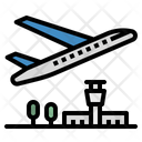 Plane Travel Airplane Icon