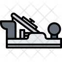 Plane Wood Tool Icon
