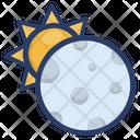 Planets Sun Mars Icon