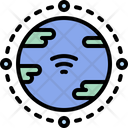 Global World Planet Icon