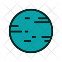 Planet Planet Orbit Planetary System Icon
