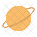 Planet Astronomy Space Icon