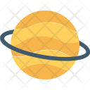 Planet Earth Space Icon