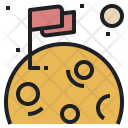 Planet Space Cosmos Icon