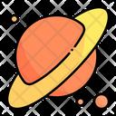 Planet Astronomy Universe Icon