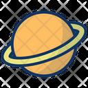 Planet Universe World Icon