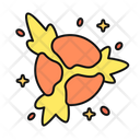 Planet Destruction Icon