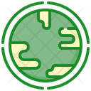 Planet Earth Ecology Nature Icon