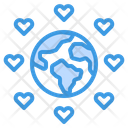 Planet Earth Earth World Icon