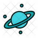 Planet Orbit Planet Orbit Icon