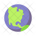 Planet Transformation Earth Planet Icon