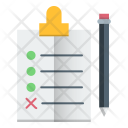 Planing Achievement Office Icon