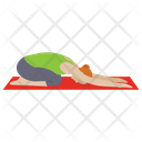 Plank Exercise Icon
