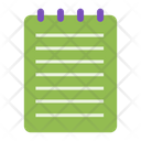 Planner Schedule Education Icon