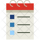 Planner Plan Event Icon