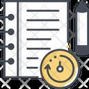 Planner Reminder Planning Icon