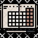 Planner Planning Schedule Icon