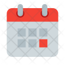 Planner Calendar Meeting Icon
