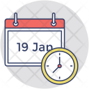 Planning Scheming Scheduling Icon