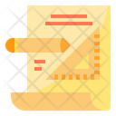 Project Plan Planning Report Icon