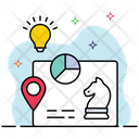 Planning Strategy Idea Planning Icon
