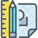 Planning Design Sketch Icon