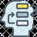 Planning Human Mind Icon