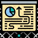 Planing Planning Presentation Icon