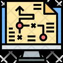 Plan Planning Strategy Plan Icon