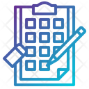 Planning Sitemap Strategy Icon