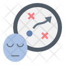 Planning Strategy Goal Icon