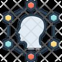 Planning Smart Ideas Creative Icon