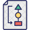 Planning Project Plan Workflow Icon