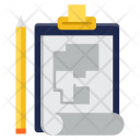 Planning Project Business Icon