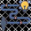 Problem Solving Planning Thinking Icon
