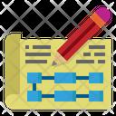 Planning Program Project Icon
