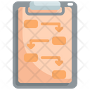 Planning Plan Strategy Icon