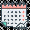 Calendar Planning Planner Icon