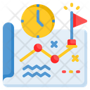 Planning Strategy Plan Icon