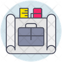 Business Planning Portfolio Icon